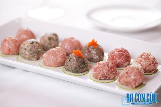 Buffet lẩu Cừu Mông Cổ - 1