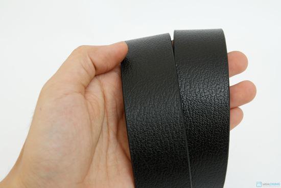 thắt lưng da thật khóa kim ( bảo hành 1 năm ) - 3