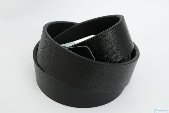 thắt lưng da thật khóa kim ( bảo hành 1 năm ) - 2