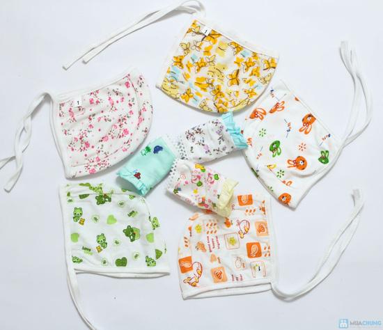 Bộ sản phẩm cho bé sơ sinh - 4