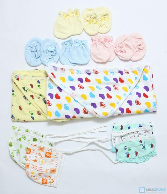 Bộ sản phẩm cho bé sơ sinh - 1