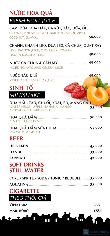 ALIGN CAFE - Điểm đến của Hà Nội - 4