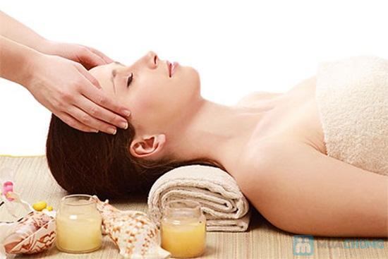 Massage body muối nóng tại HP Oxygen Spa - Chỉ 98.000đ - 2