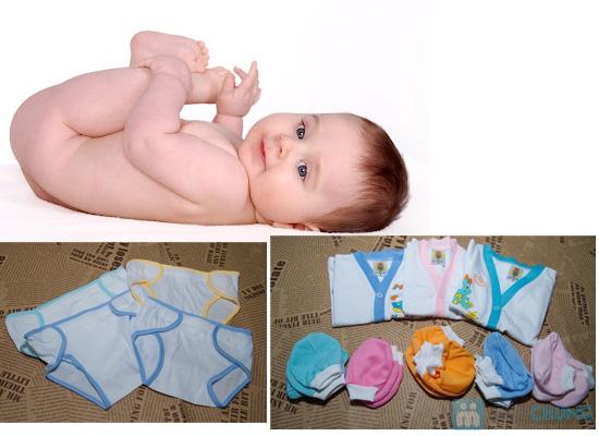 chưa có mẫu Combo Đồ Sơ Sinh cho bé ( 0 - 6 tháng) - 7