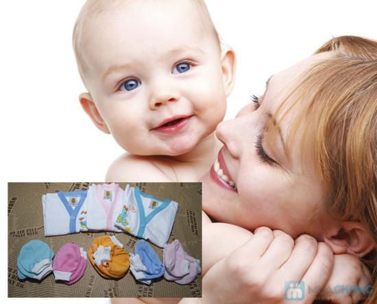 chưa có mẫu Combo Đồ Sơ Sinh cho bé ( 0 - 6 tháng) - 9