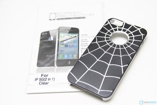 Ốp lưng IP5 tặng kèm miếng dán màn hình loại xịn - 4