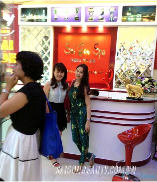 Giảm béo tại Sài Gòn Spa - 2