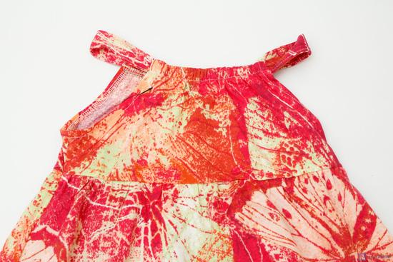 Combo 2 váy cotton cho bé - 7