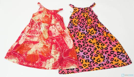 Combo 2 váy cotton cho bé - 4