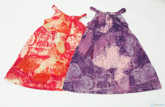 Combo 2 váy cotton cho bé - 5