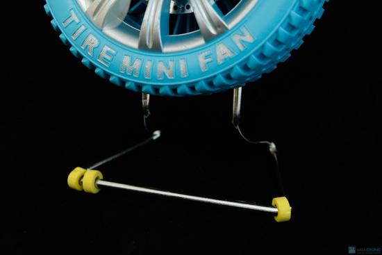 Cực mát - cực ngầu với quạt bánh xe sạc USB - 11