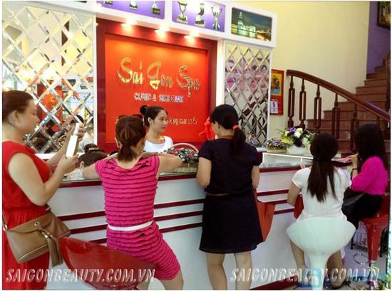 Giảm béo tại Sài Gòn Spa - 1
