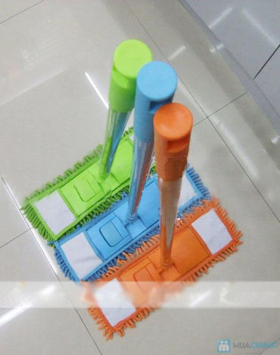 Giảm công việc lau nhà với Cây lau nhà siêu thấm Đài Loan - 6