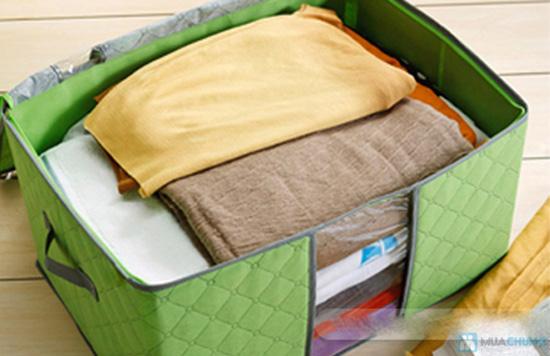Hộp đựng chăn túi đựng chăn cỡ lớn cất đồ đông tiện dụng- hộp đựng đồ 3