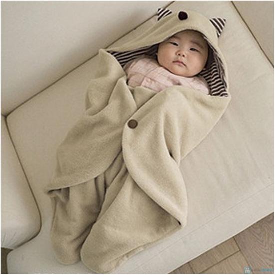 Bộ chăn ủ cho bé sơ sinh - 1 tuổi - 1