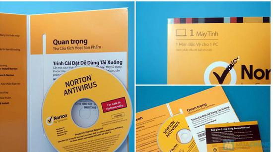 Phần mềm NORTON ANTIVIRUS 2013 - 4