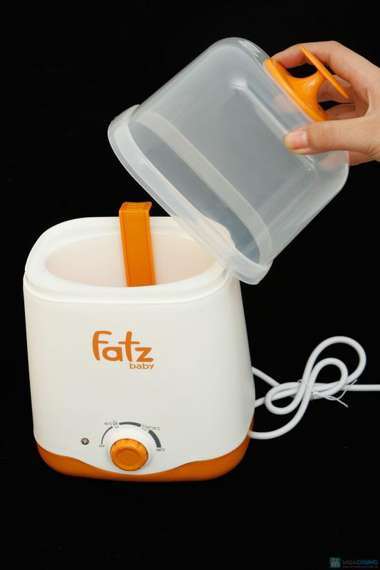 Máy hâm sữa 2 bình đa năng Fatzbaby - 7