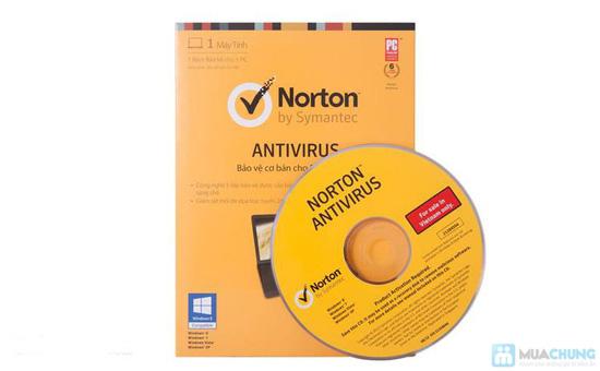Phần mềm NORTON ANTIVIRUS 2013 - 1