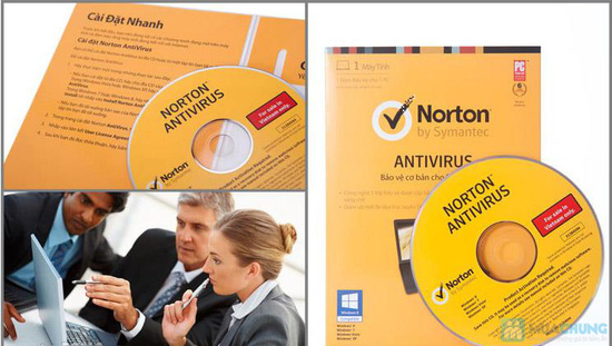 Phần mềm NORTON ANTIVIRUS 2013 - 5