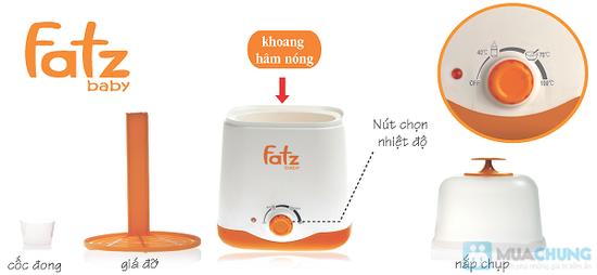 Máy hâm sữa 2 bình đa năng Fatzbaby - 9
