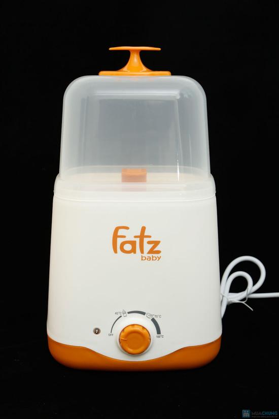 Máy hâm sữa 2 bình đa năng Fatzbaby - 2
