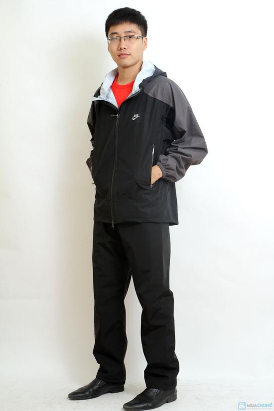 Bộ quần áo gió đa năng chống thấm nước (cho Nam) - 2