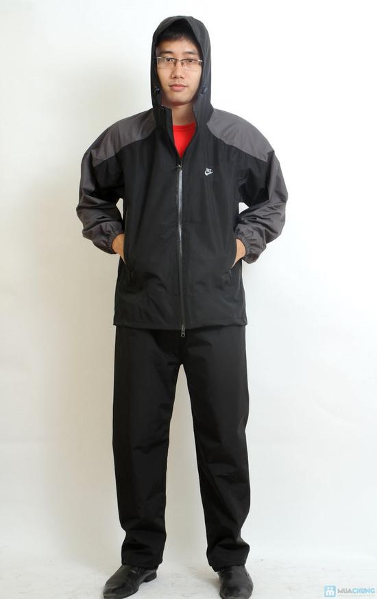 Bộ quần áo gió đa năng chống thấm nước (cho Nam) - 5