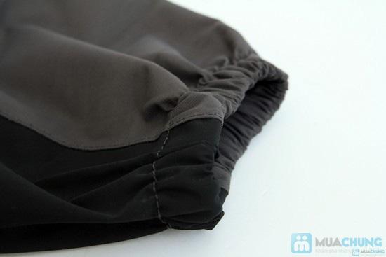 Bộ quần áo gió đa năng chống thấm nước (cho Nam) - 9