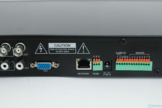 Bộ Camera giám sát Icam và Đầu ghi hình KTS - 8