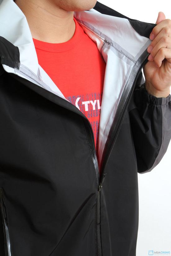 Bộ quần áo gió đa năng chống thấm nước (cho Nam) - 6