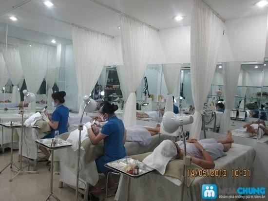 Tắm trắng toàn thân an toàn (100 phút) tại Thẩm mỹ viện Ngọc Dung - Chỉ 380.000đ - 4