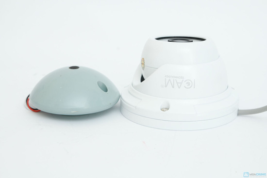 Bộ Camera giám sát Icam và Đầu ghi hình KTS - 11