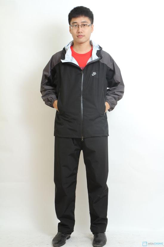 Bộ quần áo gió đa năng chống thấm nước (cho Nam) - 1