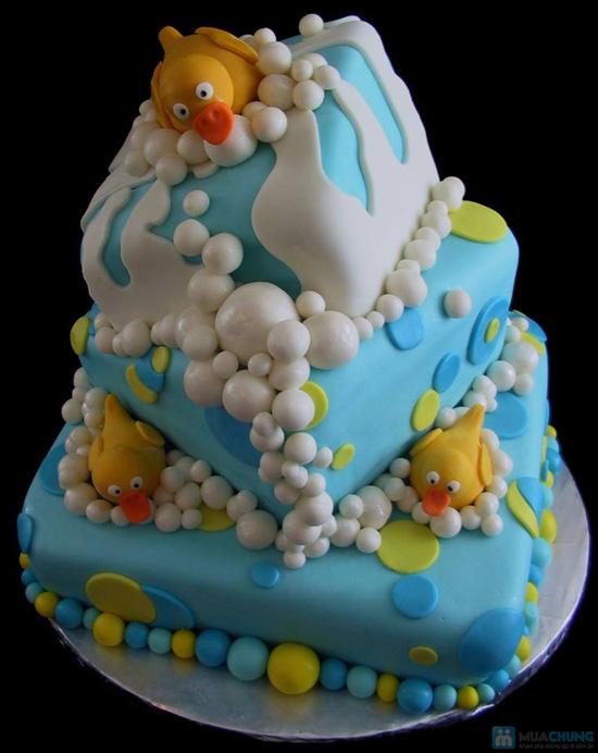 Set 8 bánh CupCake thơm ngon, đẹp mắt tại Afamily Cake - 21