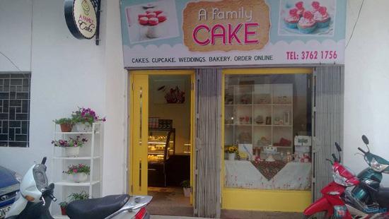 Set 8 bánh CupCake thơm ngon, đẹp mắt tại Afamily Cake - 10