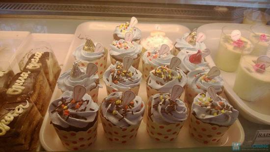 Set 8 bánh CupCake thơm ngon, đẹp mắt tại Afamily Cake - 23