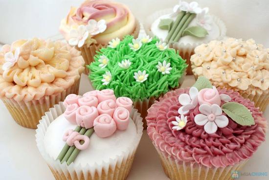 Set 8 bánh CupCake thơm ngon, đẹp mắt tại Afamily Cake - 24