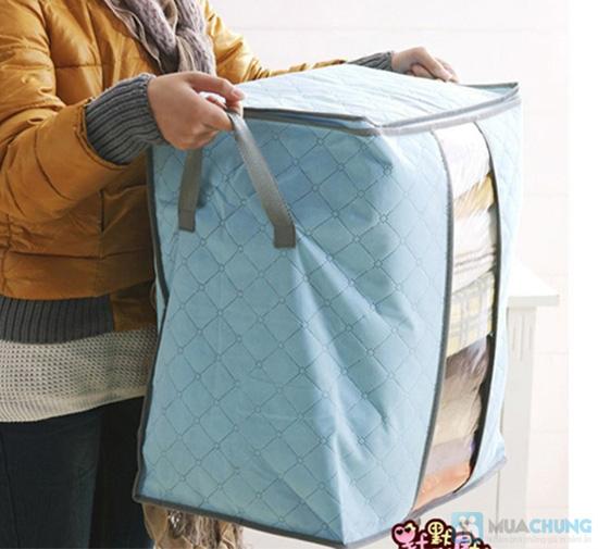 Túi đựng chăn màn quần áo loại đứng túi đựng chăn đa năng 8