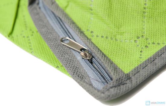 Túi đựng chăn màn quần áo loại đứng túi đựng chăn đa năng 4