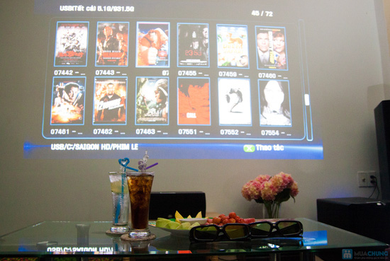 Cà phê 3D Cinema SAIGON - 1