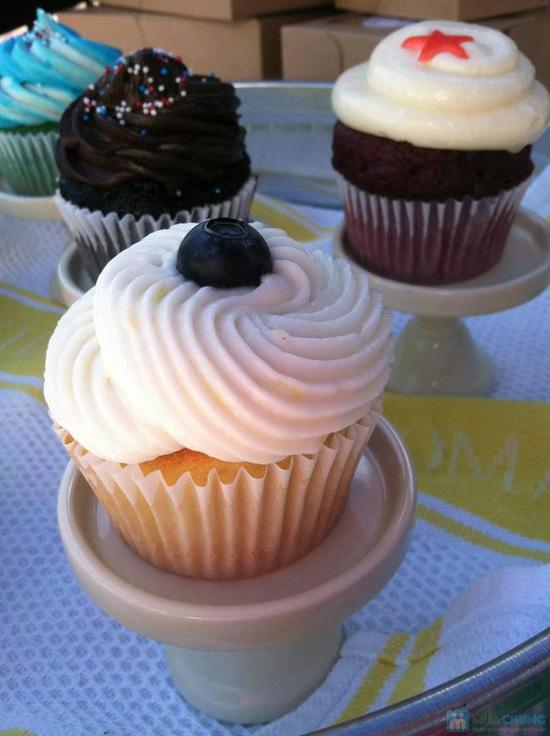 Set 8 bánh CupCake thơm ngon, đẹp mắt tại Afamily Cake - 18