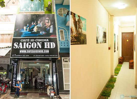 Cà phê 3D Cinema SAIGON - 11