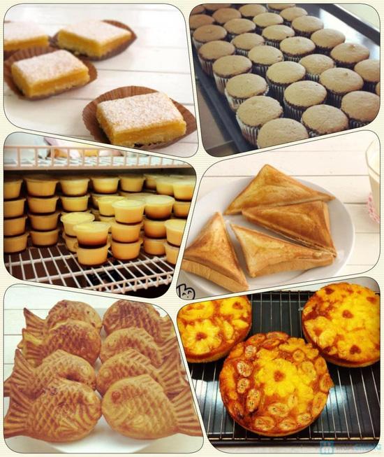 Set 8 bánh CupCake thơm ngon, đẹp mắt tại Afamily Cake - 13