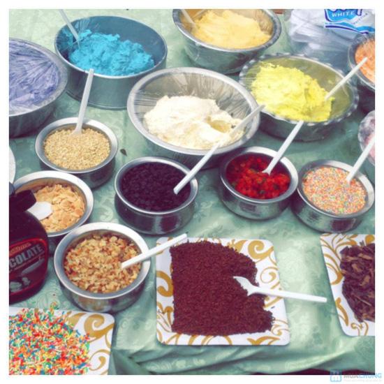Set 8 bánh CupCake thơm ngon, đẹp mắt tại Afamily Cake - 15