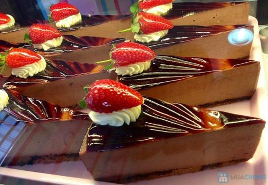 Set 8 bánh CupCake thơm ngon, đẹp mắt tại Afamily Cake - 12