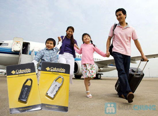 Combo 02 ổ khóa số du lịch an toàn, nhỏ gọn và tiện dụng - Chỉ 59.000đ - 3