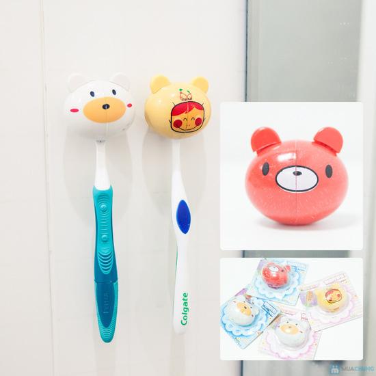 Combo 4 dụng cụ treo bàn chải đánh răng - Chỉ 49.000đ - 9