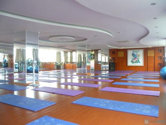 Tập Yoga với Master Avi và Master Amit - Giảng viên Ấn Độ tại Hương Anh Spa - 13