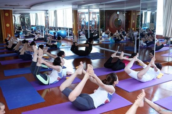 Tập Yoga với Master Avi và Master Amit - Giảng viên Ấn Độ tại Hương Anh Spa - 11