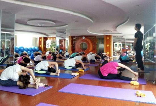Tập Yoga với Master Avi và Master Amit - Giảng viên Ấn Độ tại Hương Anh Spa - 9